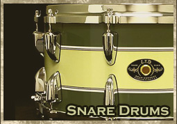 bL.T.D. Drum Company - Snare Drums